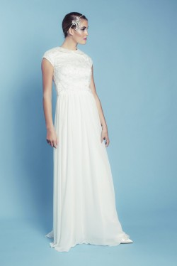 Love Me Do full length wedding gown