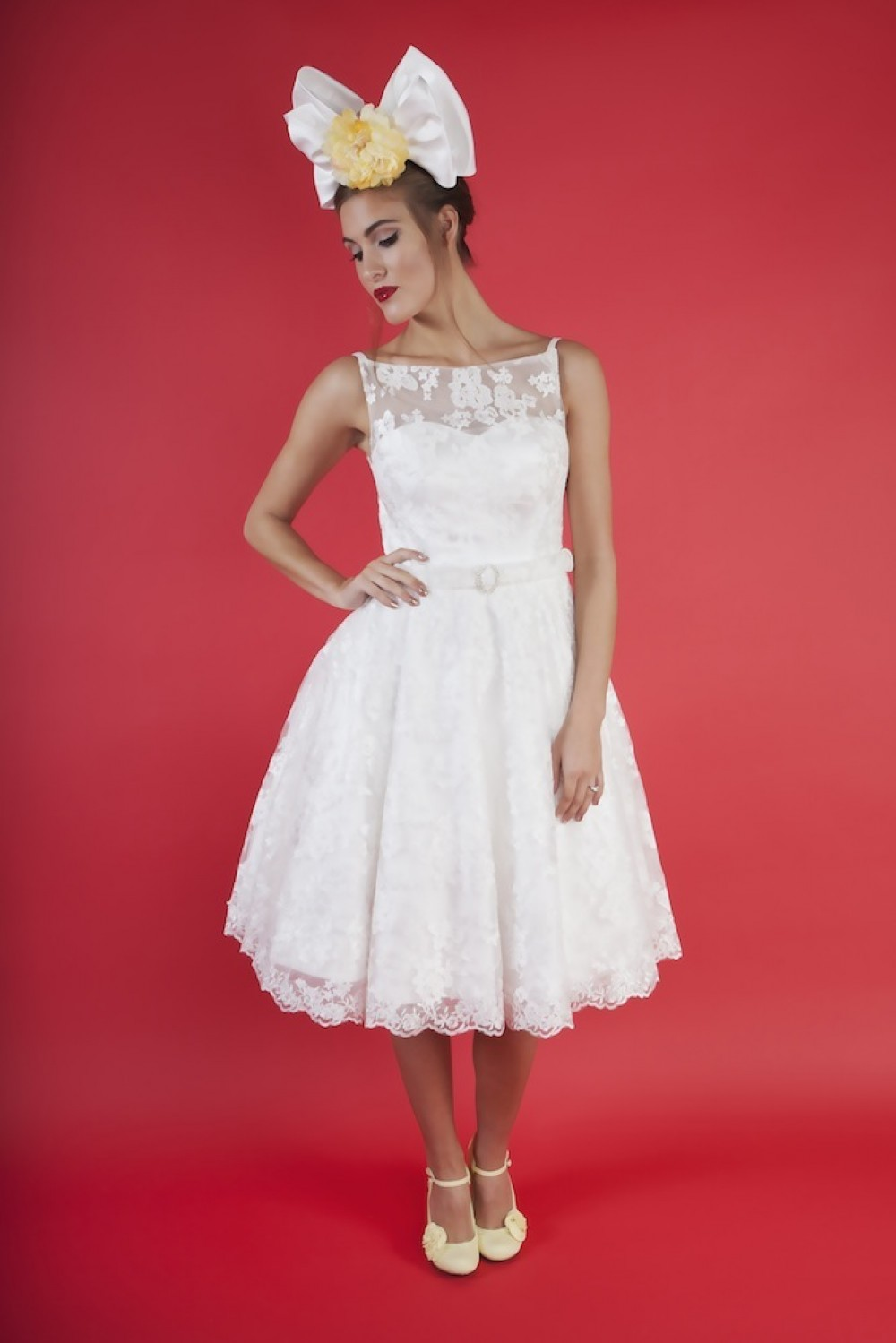 Online Wedding Dresses Under £500 - Buy Cheap 1950s Vintage Wedding ...