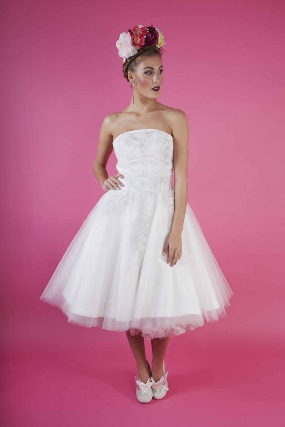 vintage wedding dress online