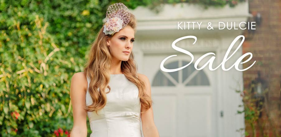 Kitty & Dulcie Sale