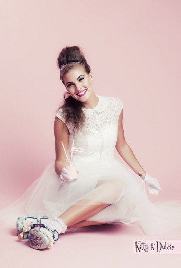 Crazy For You lace wedding dress