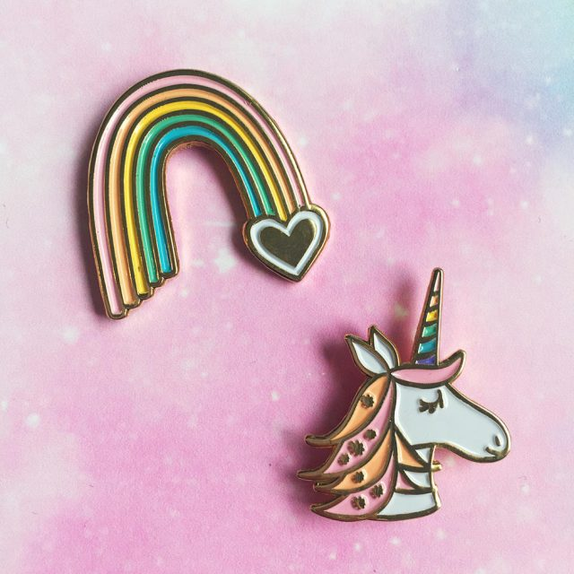 rainbow-unicornpin