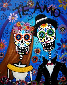 feca431e88b2899033dcce30bd73c727--mexican-folk-art-wedding-couples