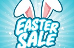 20% DISCOUNTS THIS EASTER AT KITTY & DULCIE